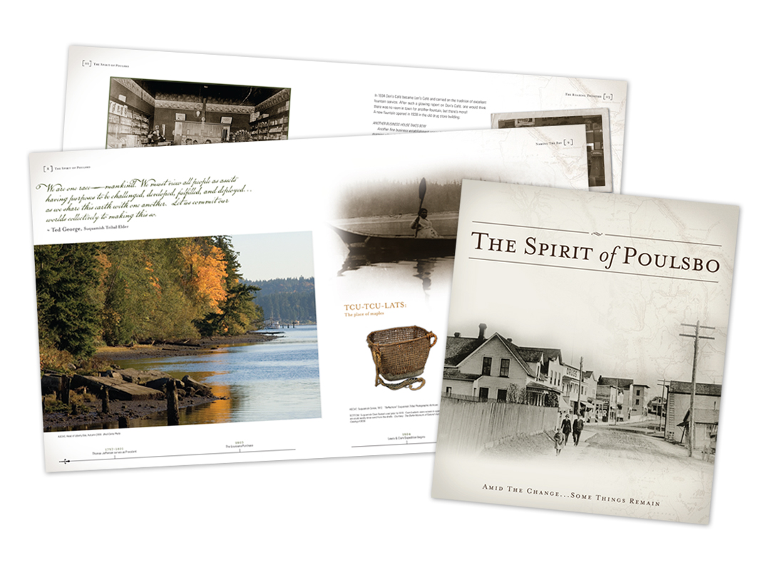 Book Cover Design Rates : The spirit of poulsbo fusion creative works