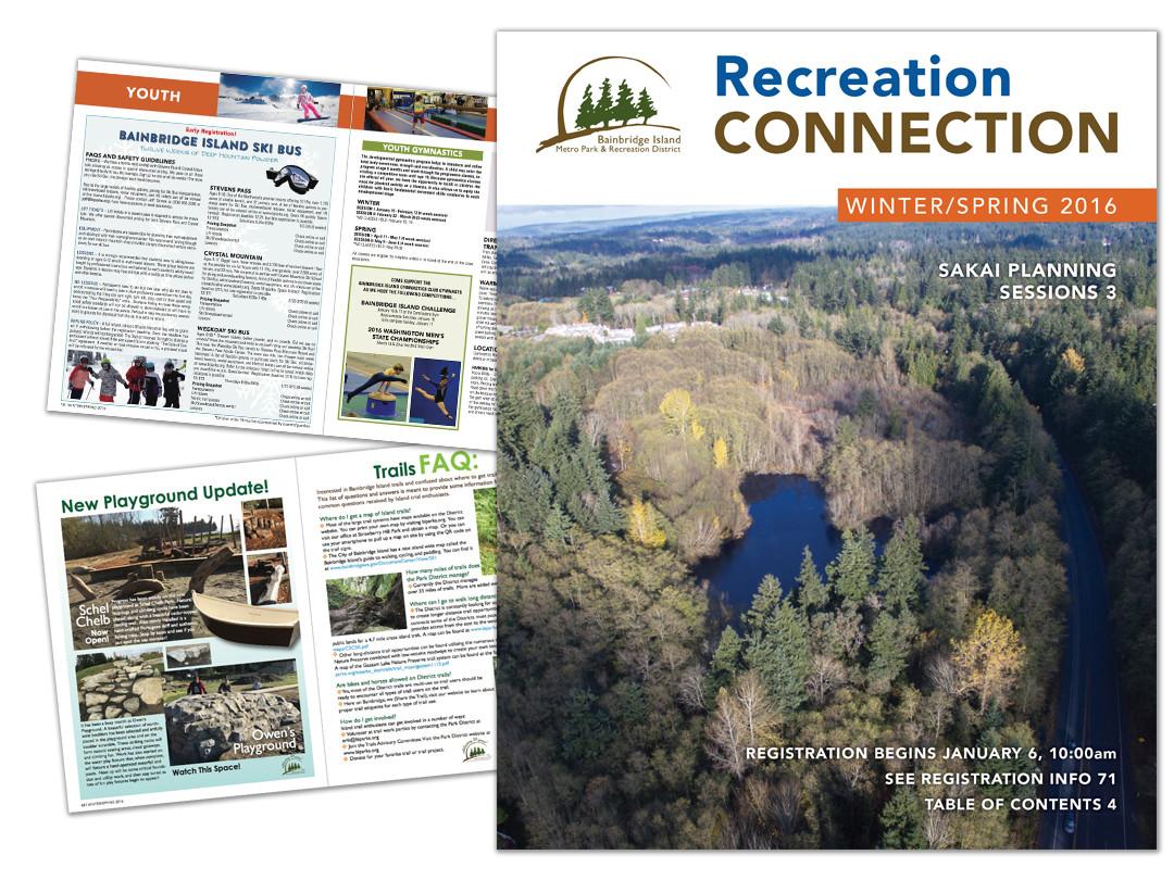 Bainbridge Island Parks & Rec Program Catalog