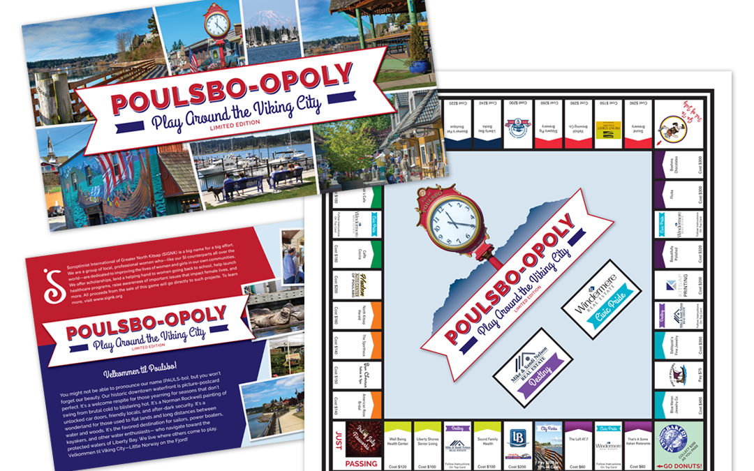 Poulsbo-Opoly