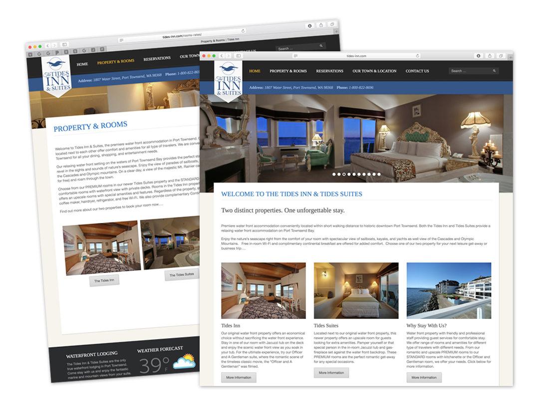 The Tides Inn & Suites