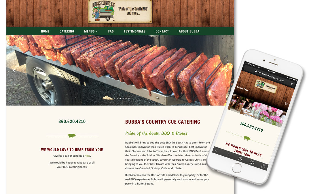 Bubba's Country Cue