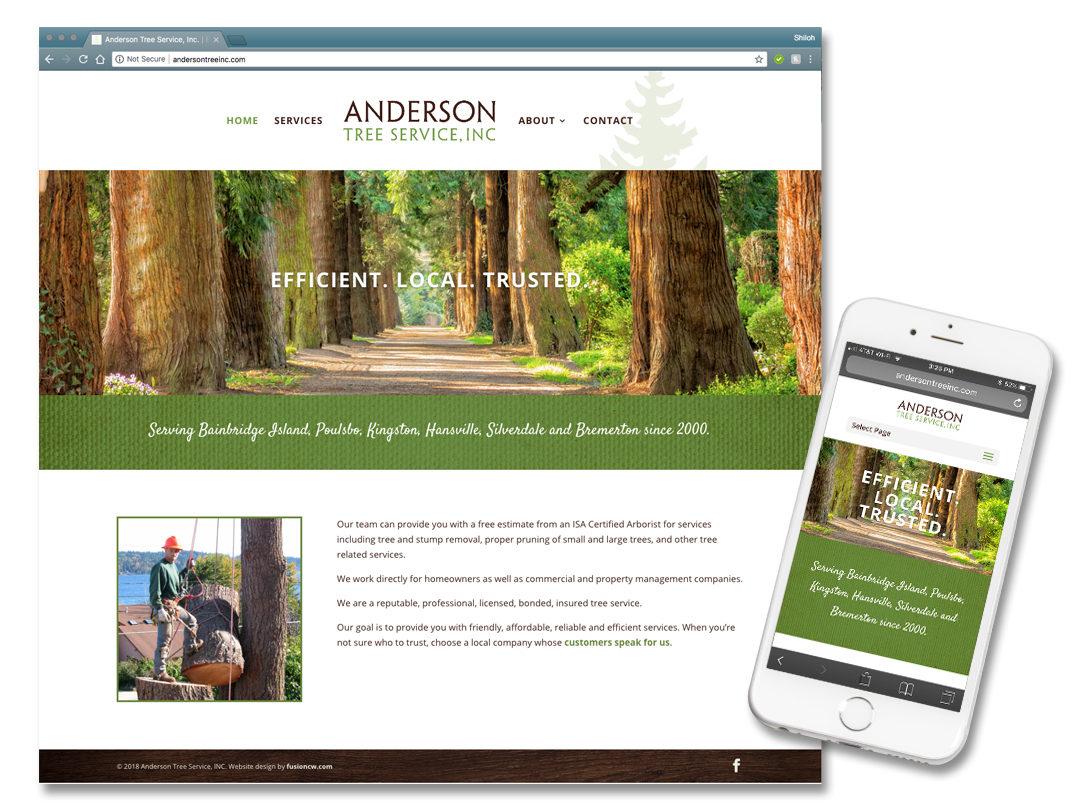 Anderson Tree Inc