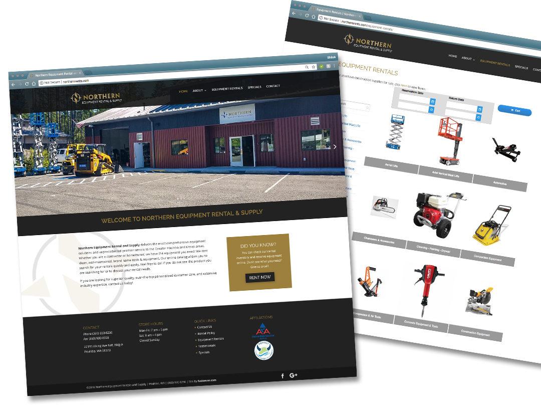 Northern Equipment Rental & Supply