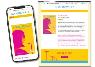 Ron Elgin – Hucksterville